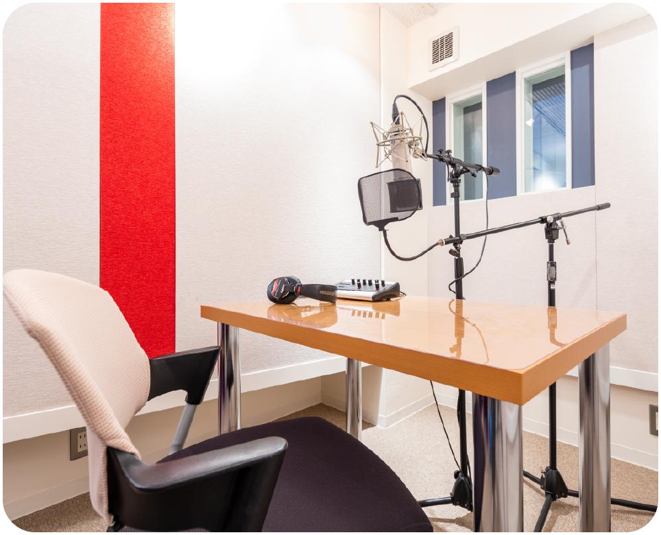 第二スタジオ Boothイメージ