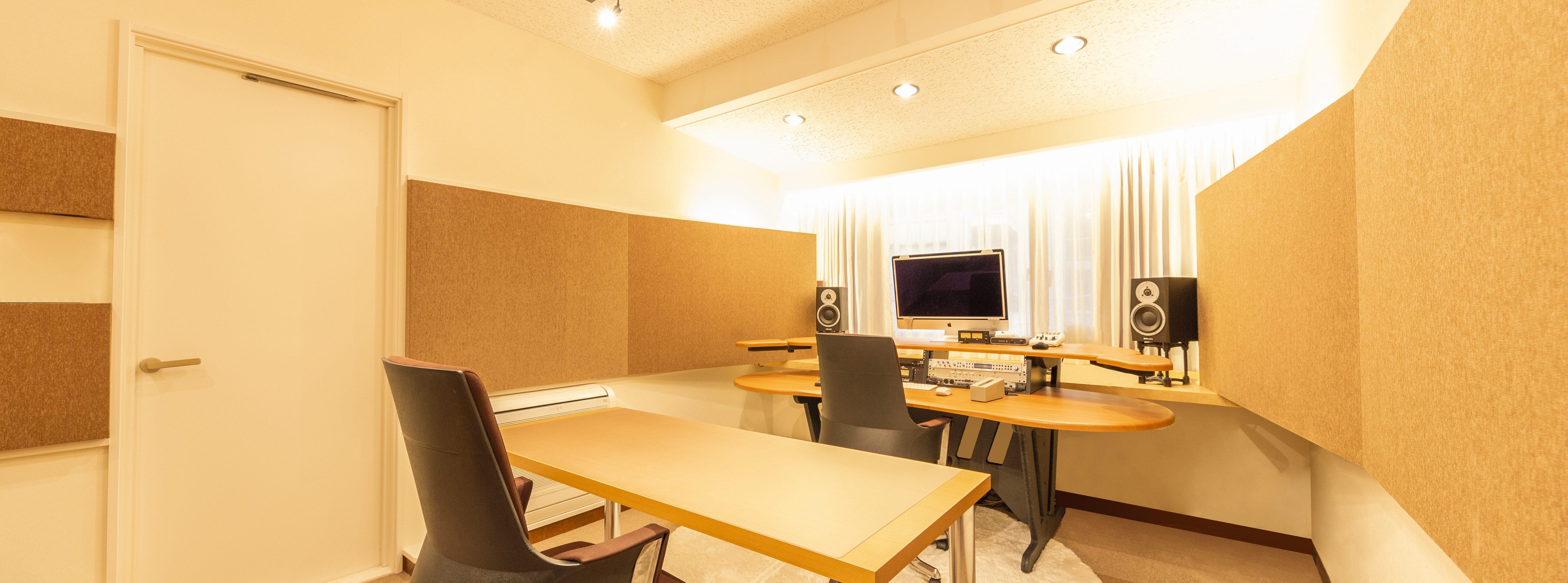 1st STUDIO Control Room